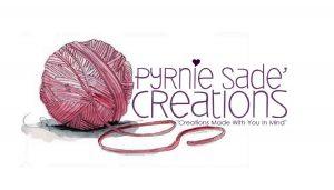Pyrnie Sadè Creations Logo