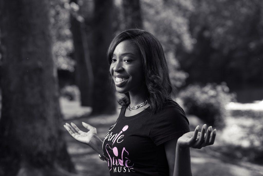 Photo of Pyrnie Sadè | Central PA singer, songwriter, gospel recording artist, musician, entrepreneur, author